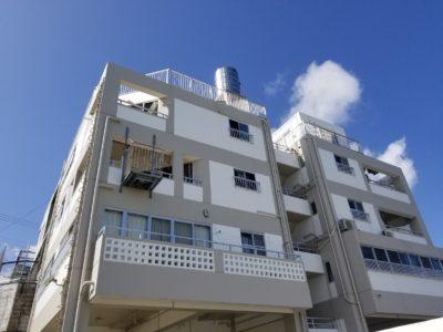 うるま市上江洲・売アパート+外人住宅